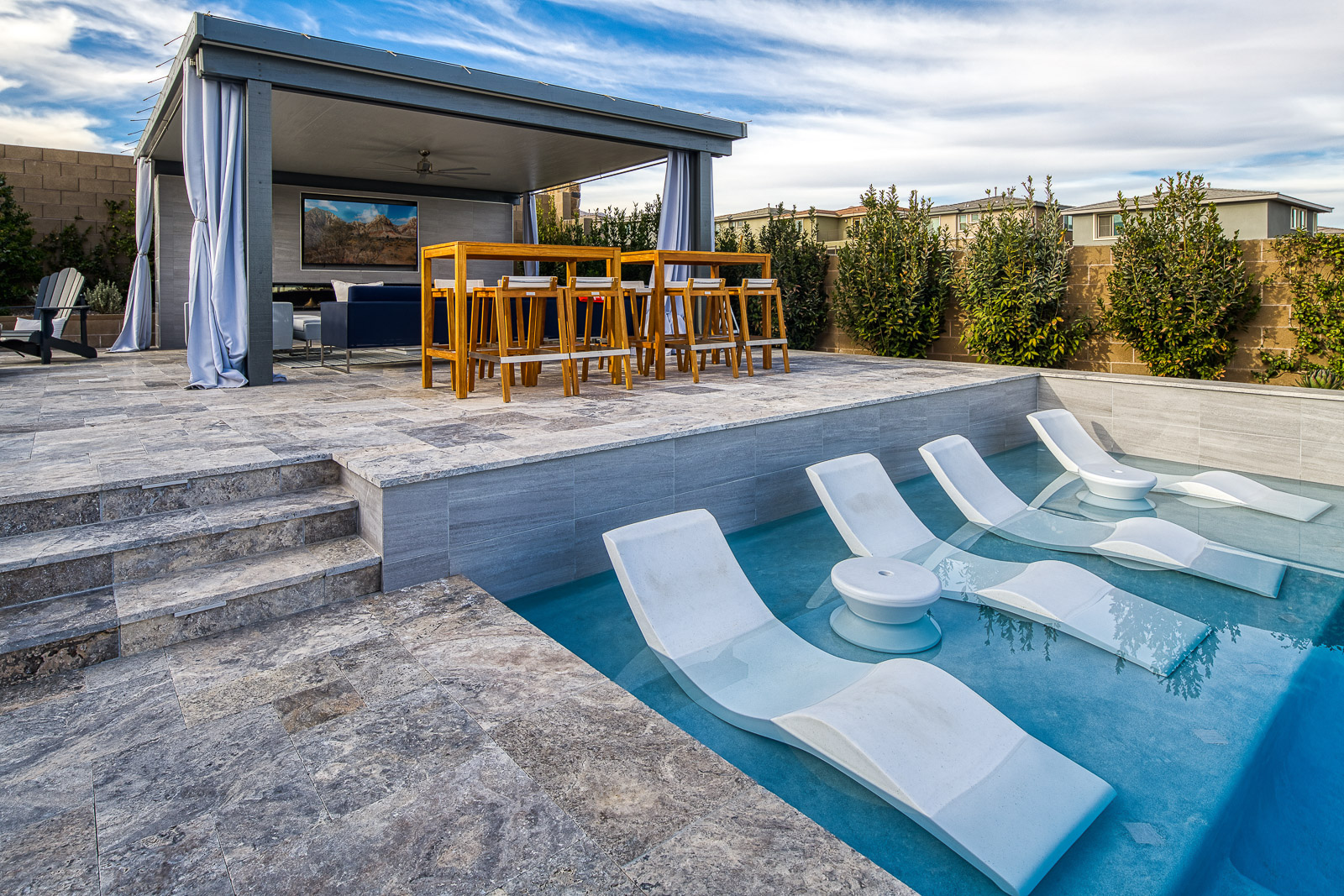 Outdoor Living Photo Gallery - Southern Vegas Valley Contracting