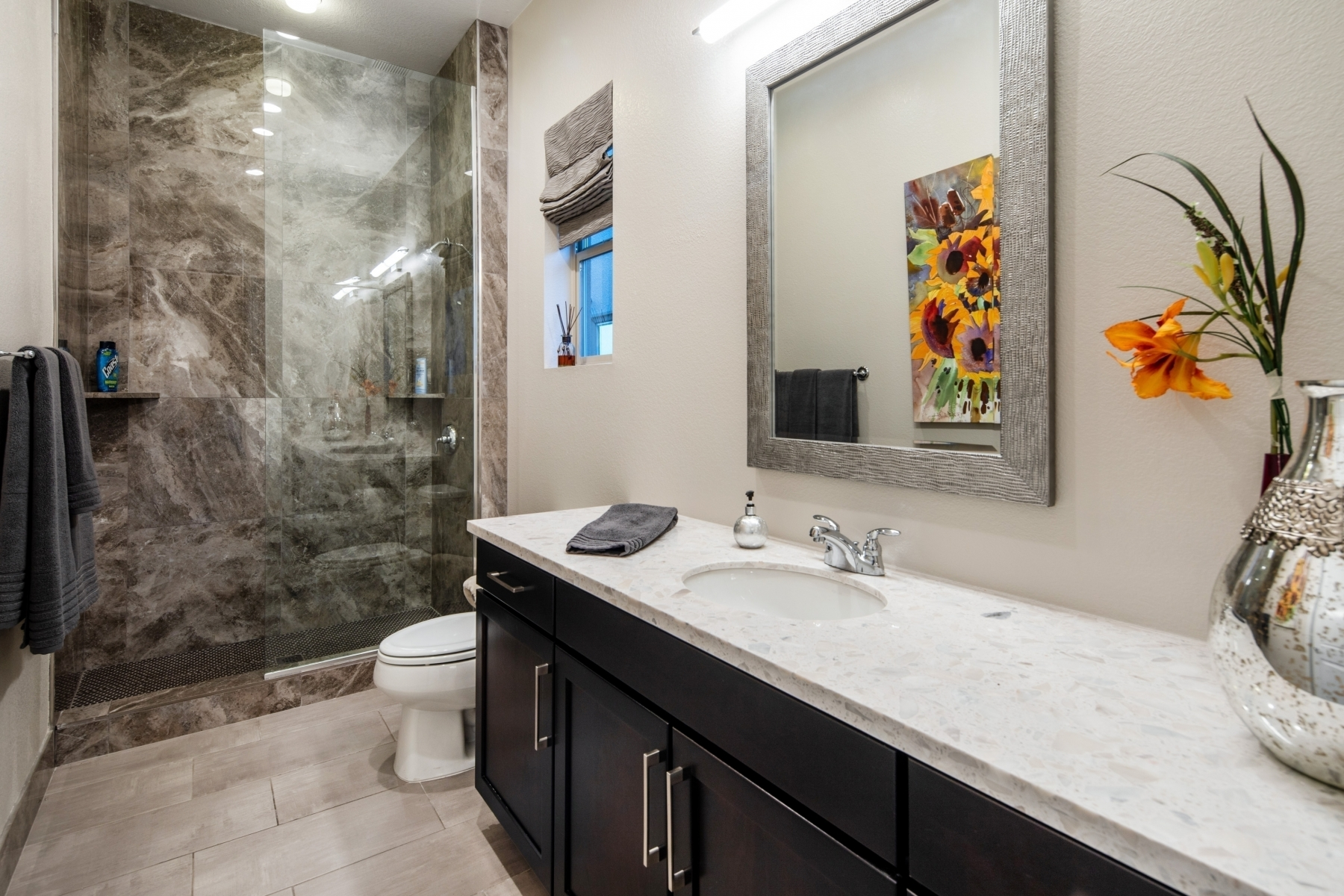 Bathroom Remodels Photo Gallery - Southern Vegas Valley Contracting